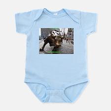 CAPITALI$M FOREVER! Infant Bodysuit