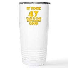 Trophy Girlfriend 2011 Travel Coffee Mug