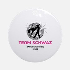 Team Schwaz Ornament (Round)