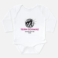 Team Schwaz Long Sleeve Infant Bodysuit