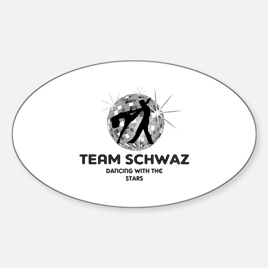 Team Schwaz Sticker (Oval)