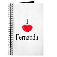 Fernanda Journal