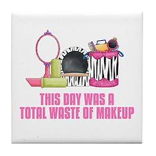 Makeup Tile Coaster