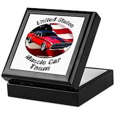 Dodge Challenger R/T Keepsake Box