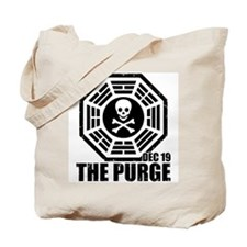 THE PURGE Tote Bag