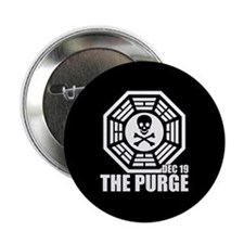 "THE PURGE 2.25"" Button"