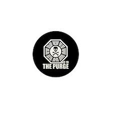 THE PURGE Mini Button