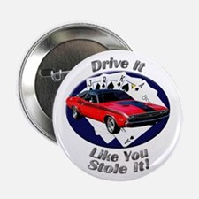 Dodge Challenger R/T 2.25 Inch Button (10 pack)