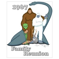 1967 Family Reunion Framed Print