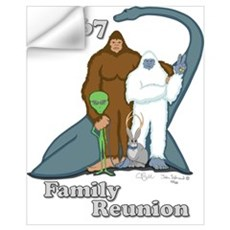 1967 Family Reunion Wall Decal