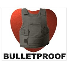 'Bulletproof Heart' Poster