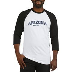 Arizona Football Baseball Jersey