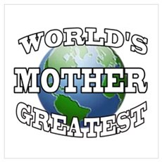 WORLD'S GREATEST MOTHER Poster