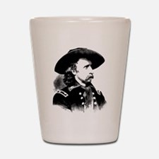 General Custer Shot Glass