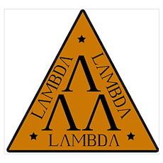 Lambda Lambda Lambda Poster