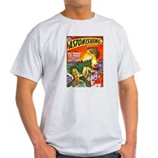 Dragon Science Fiction Cover Art T-Shirt