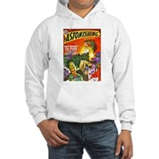 Dragon Science Fiction Cover Art Jumper Hoody