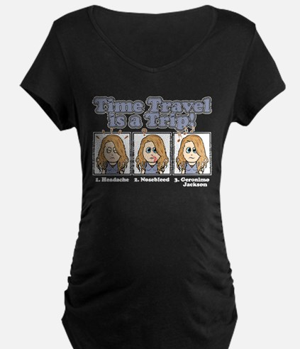 TIME TRAVEL IS A TRIP T-Shirt