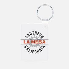 La Mesa California Keychains