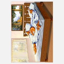 Dachshunds Sleep In