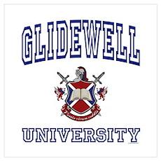GLIDEWELL University Poster