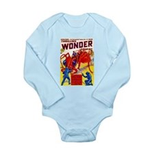 Wonder Giant Ant Cover Art Long Sleeve Infant Body