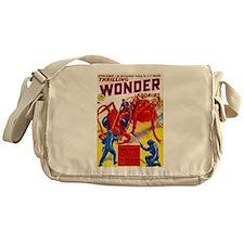Wonder Giant Ant Cover Art Messenger Bag