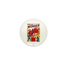 Wonder Giant Ant Cover Art Mini Button (10 pack)