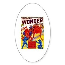 Wonder Giant Ant Cover Art Decal