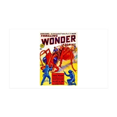 Wonder Giant Ant Cover Art 38.5 x 24.5 Wall Peel