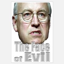 Cheney - the face of evil