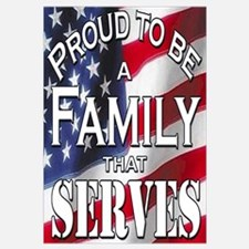 """Proud Family that Serves"""