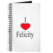 Felicity Journal