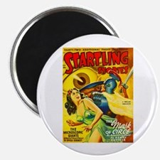 Startling Giant Killer Cover Art Magnet