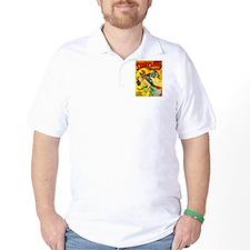 Startling Giant Killer Cover Art T-Shirt