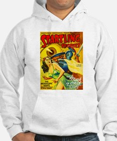 Startling Giant Killer Cover Art Jumper Hoody