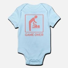 New Dad to be - Game over Dia Infant Bodysuit