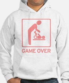 New Dad to be - Game over Dia Hoodie