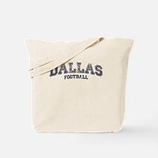 Dallas Football Tote Bag