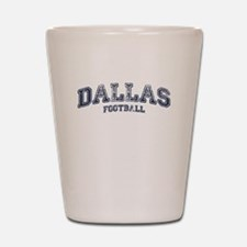 Dallas Football Shot Glass