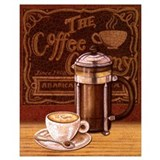 Coffee pots Posters