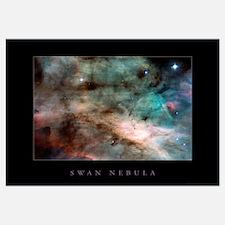 """Swan Nebula <br>(28"""" x 22"""")"""
