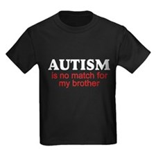 Autism no match 4 bro T