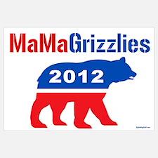 MaMa Grizzlies 2012