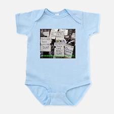 censorship Infant Bodysuit