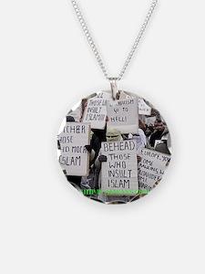 censorship Necklace