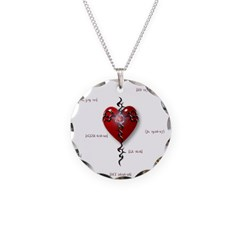 Cross & Heart Necklace