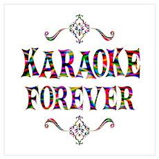 Karaoke Forever Poster