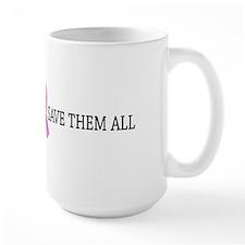 Big-Small Save Them All 2 Mug