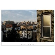 Brooklyn Canvas Art